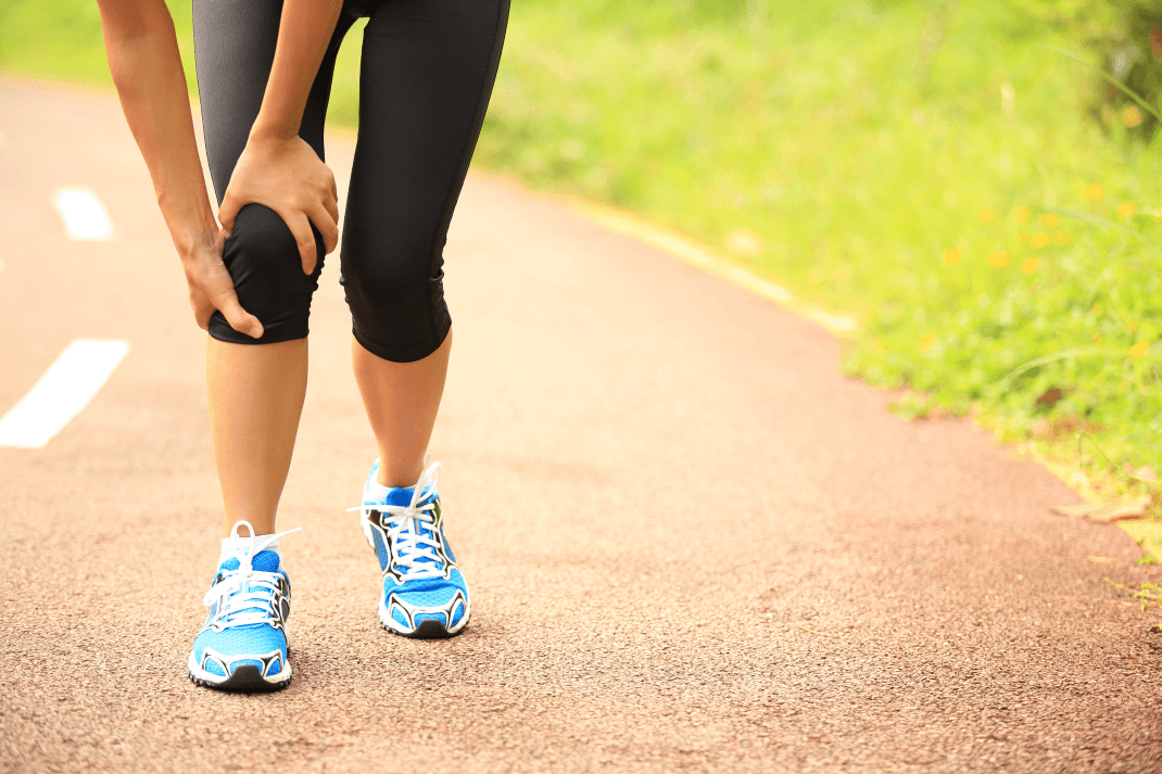 how to help knee pain while running