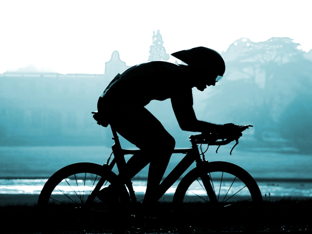 Your run will feel a lot longer because of the swimming and biking.