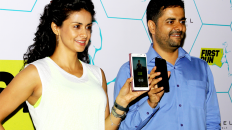 FirstRun v2.0 launched in Mumbai, by Gourav Jaswal and Gul Panag, co-founders of MobieFit