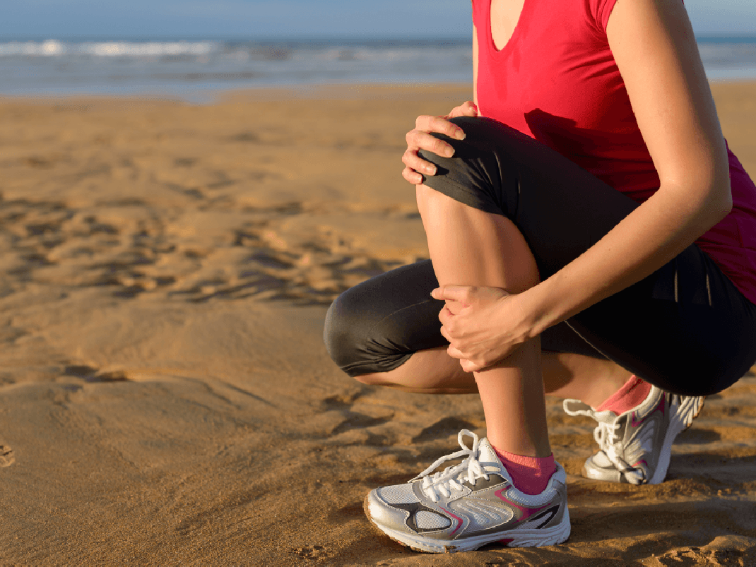 Shin splints are common in new runners