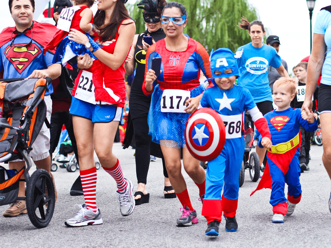 Image: CASA-Superhero-Run