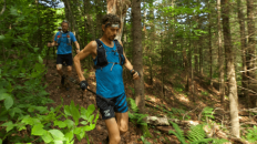 Scott Jurek conquering the Appalachian Trail