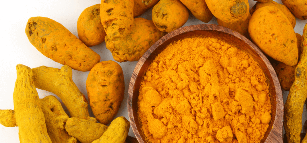 Turmeric is a great nutrient and widely available