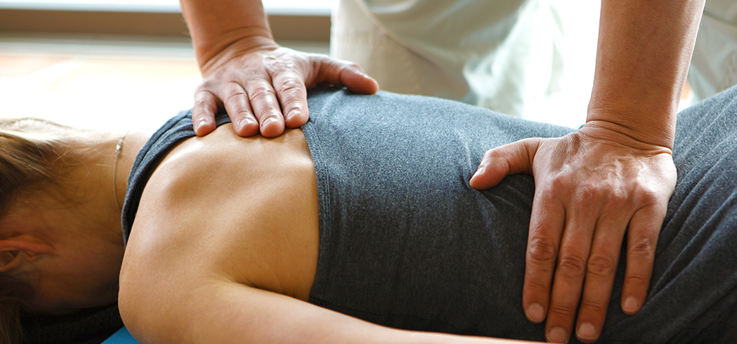 Sometimes a massage is just what your body needs to recover (Image: Albin Fitness)