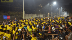 The 2015 Goa River Marathon saw thousands of runners