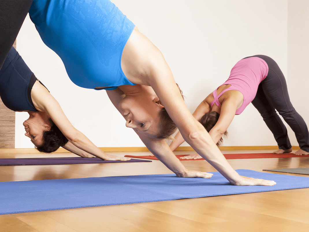 Iyengar Yoga for runners