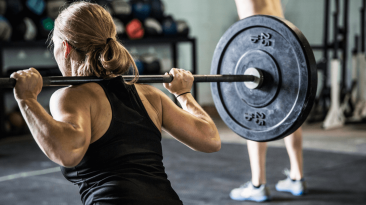 Weightlifting workouts for runners