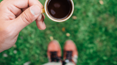 Coffee before your run can be a boost for energy and recovery