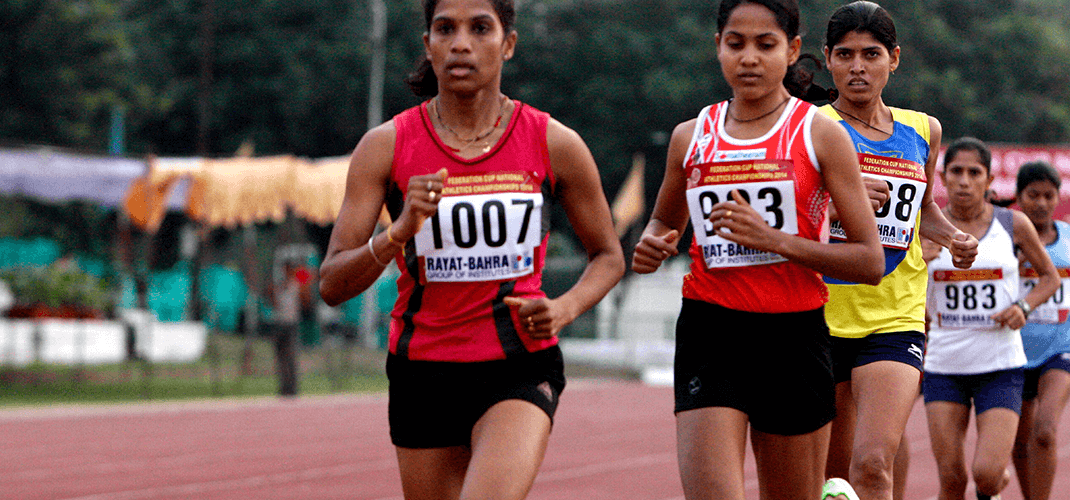 India's best marathoner OP Jaisha gets her own crowdfunding campaign to train for Rio Olympics
