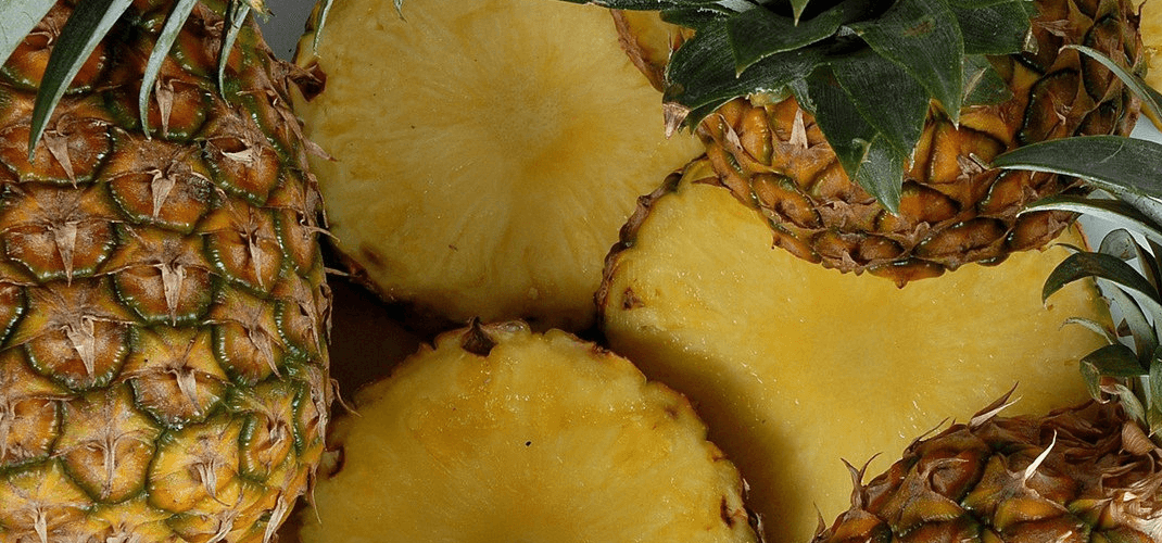 Goodness of pineapples for runners