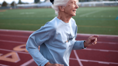 Benefits of running and walking for senior citizens