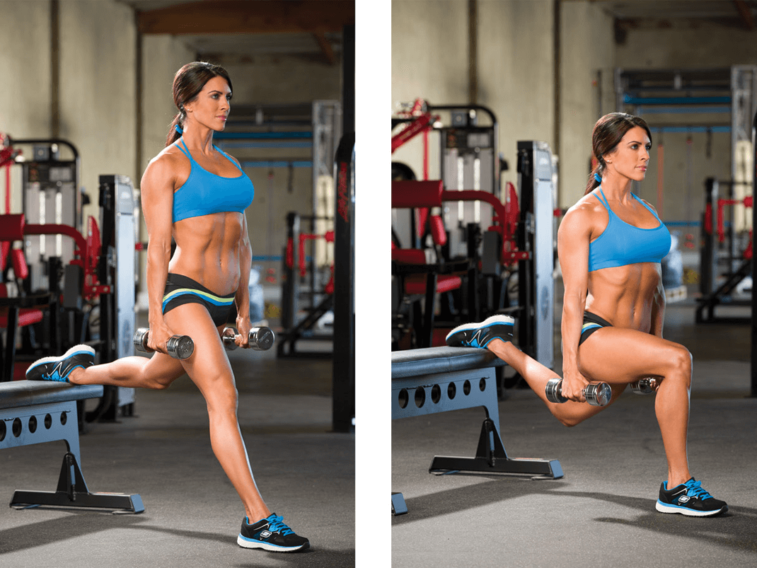Weight training constitutes a big part of training before your first 5K so get used to it