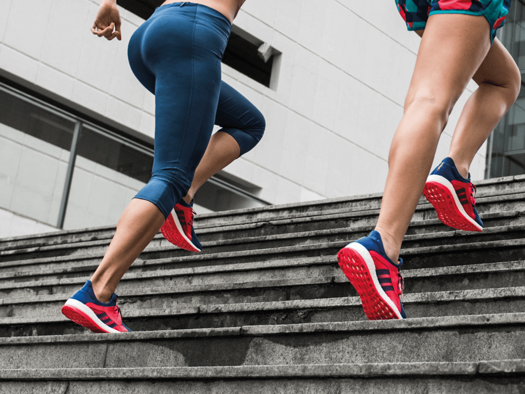 Made as a women's-only training and running shoe