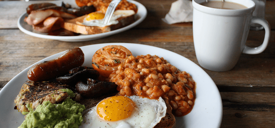 Double breakfast (Image: Avid Hills | CC BY SA 2.0)