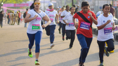 Pinkathon is held across the country in various cities (Image courtesy Alchemy Pixels)