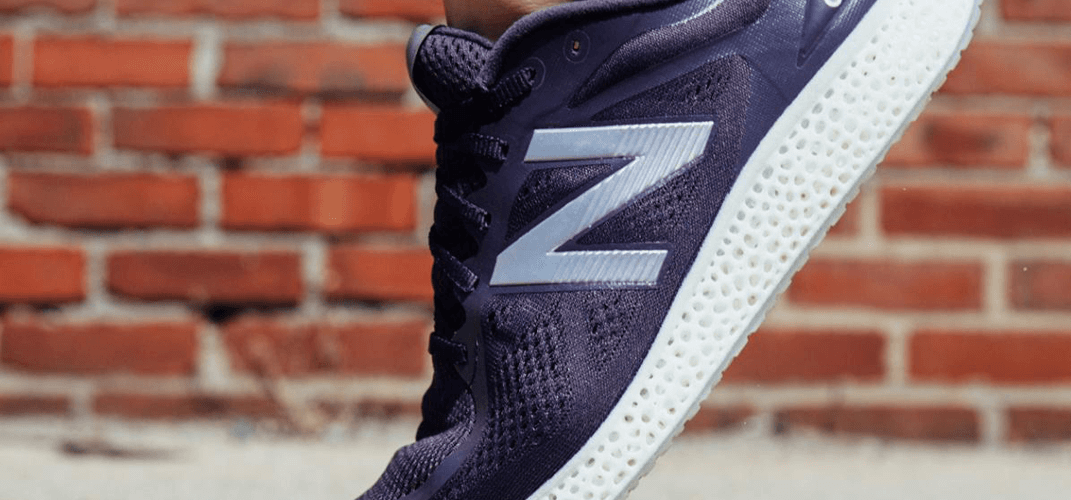 3D printed New Balance Zante Generate went on sale at Boston Marathon