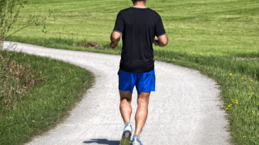 Running gives you that much-needed me-time to help you focus on your priorities