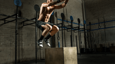 Men's jumping exercises for basketball (Mens Fitness)