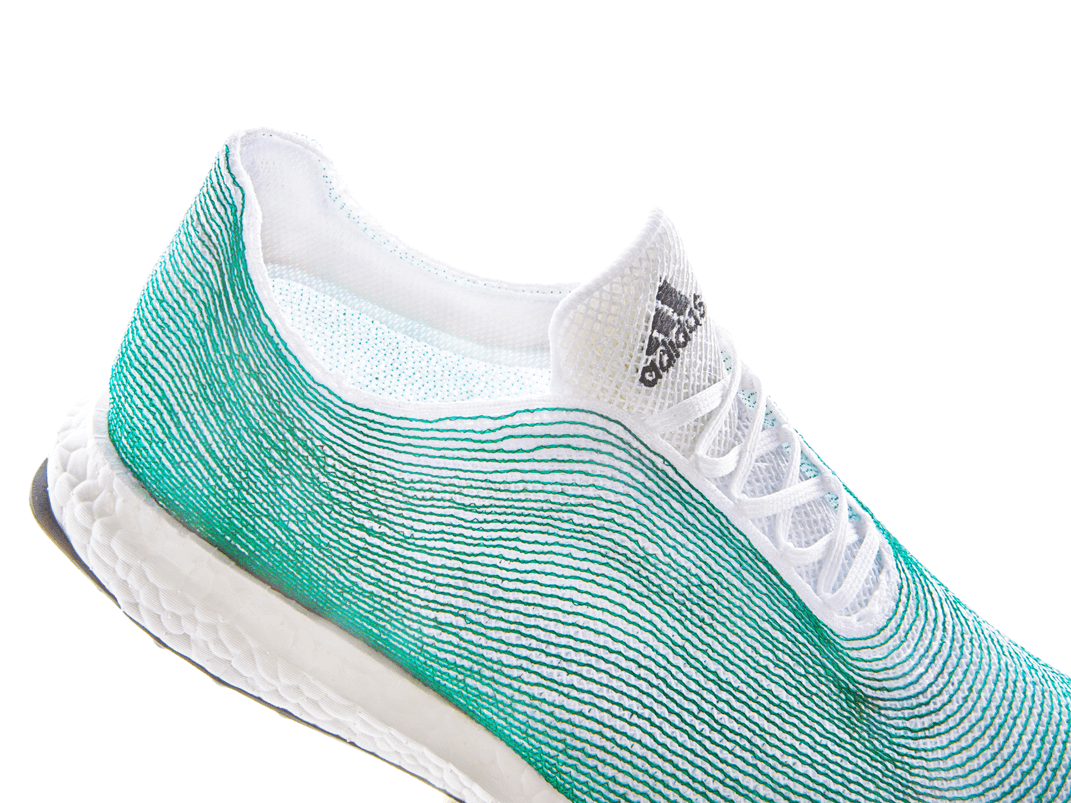 adidas turn ocean plastic into ultra boost