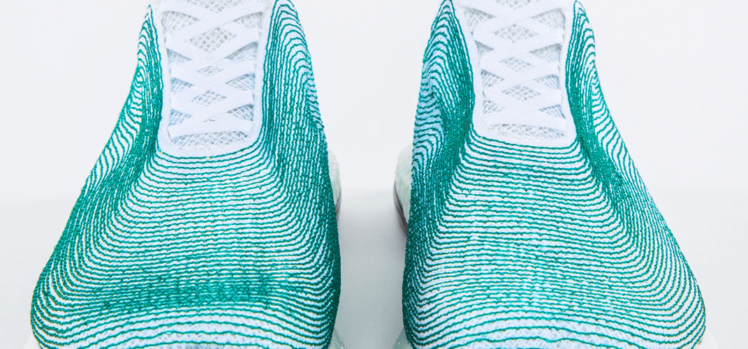 b906955503c31 Adidas x Parley launched  Running shoes made from recycled ocean plastic