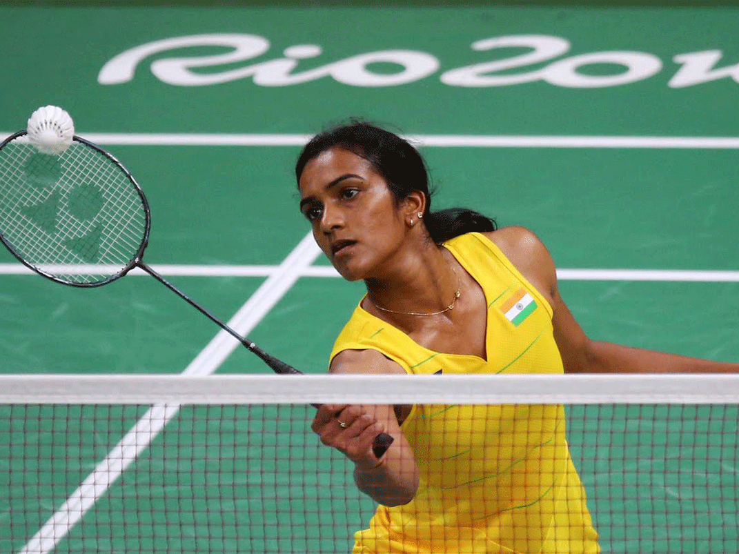PV Sindhu will play for the Gold Medal at the Rio Olympics tonight at 6:55 pm IST