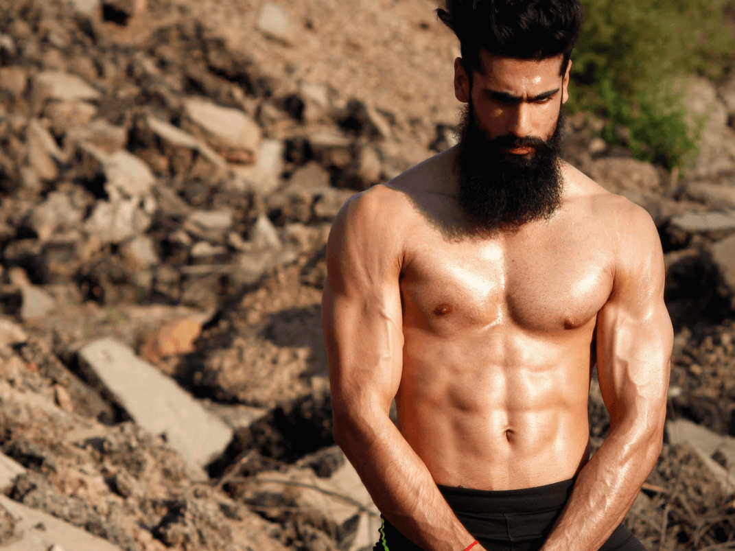 """""""I have better health, feel much better about my looks, have a lot of confidence"""" - Abhinav Mahajan, mobiefit Youth Icon"""