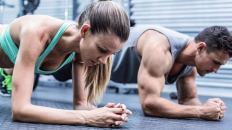 workouts for a powerful core