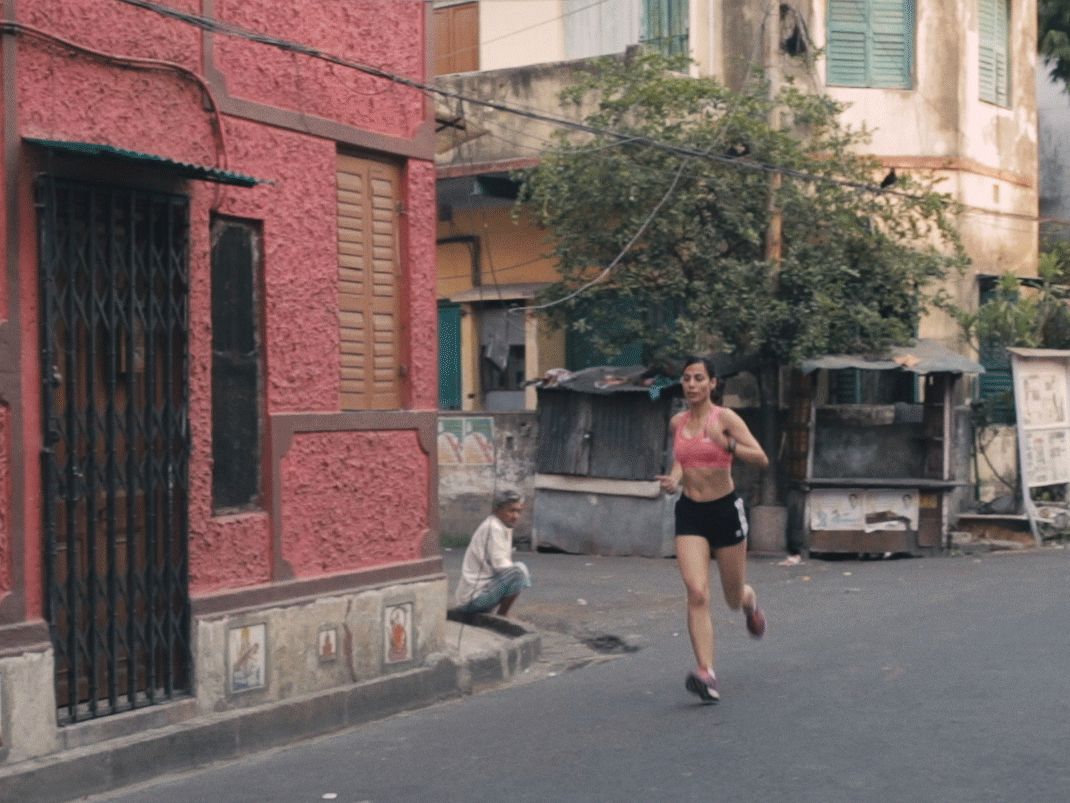 Still from Limitless: A Documentary on Women & Running