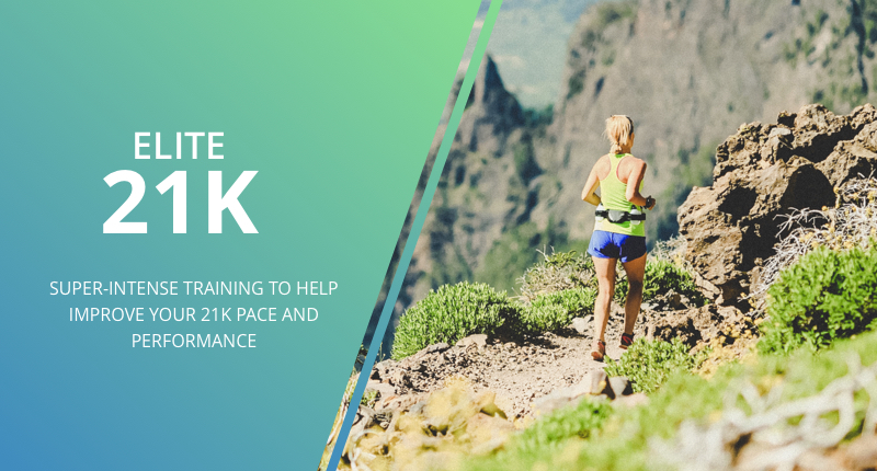 Take your half-marathon game to the next level with this training program