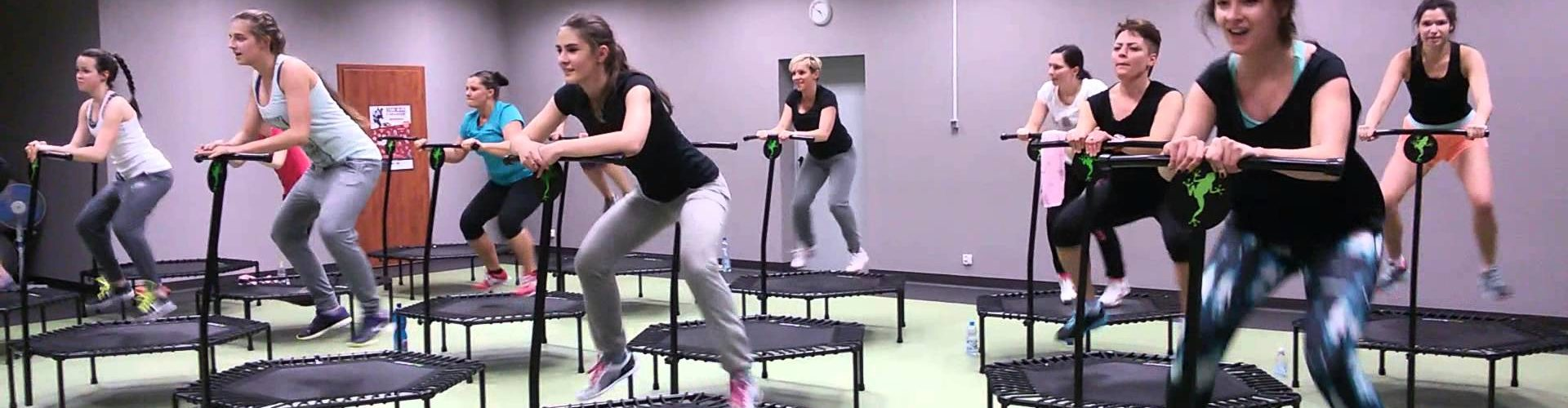 Trampoline can be a great workout for cross-training for runners