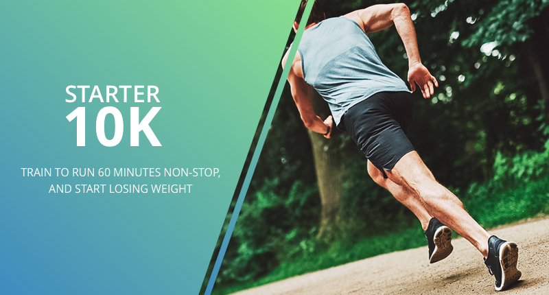 Get to the 10K mark with this beginner-level program